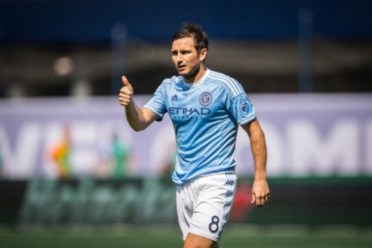Lampard - New York City