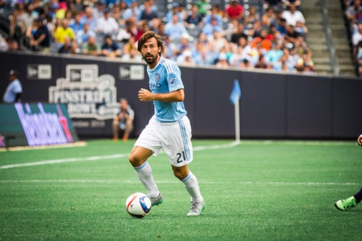 Pirlo - New York City