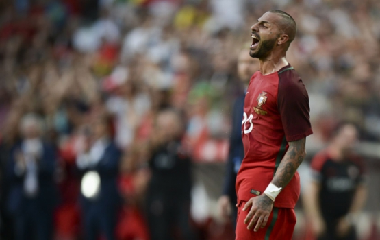 Quaresma - Portugal x Estonia