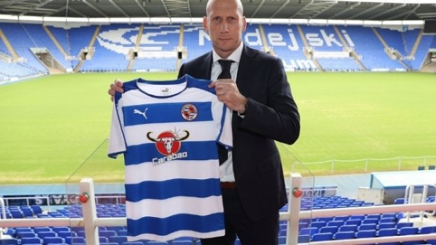 Jaap Stam - Reading