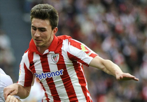 Aymeric Laporte, do Athletic Bilbao