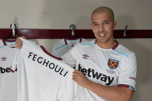 Feghouli - West Ham