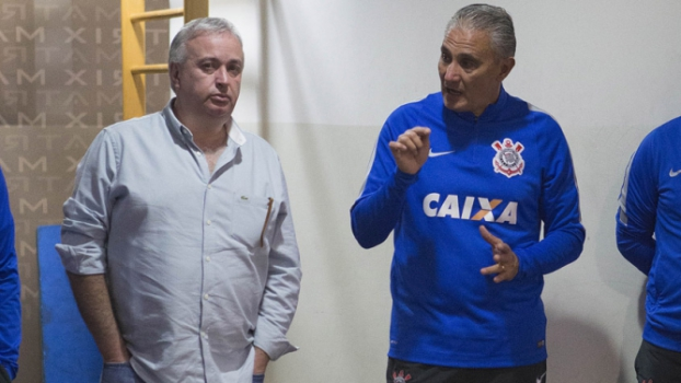Despedida do Tite