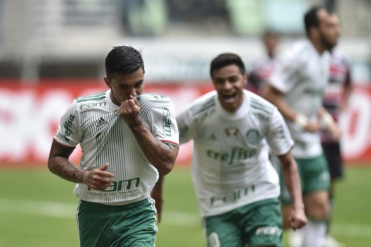 Palmeiras x Santa Cruz