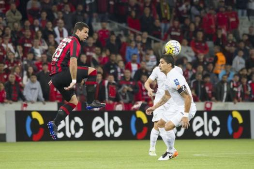 Atlético-PR x Santos