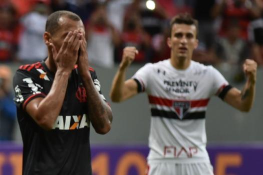 Alan Patrick - Flamengo x São Paulo