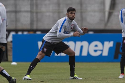 Vilson é dúvida no Corinthians para a partida do próximo sábado (Foto   Daniel Augusto 55e8a30051249