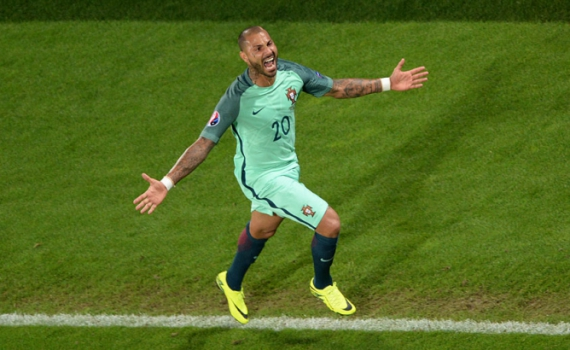 Quaresma - Croacia x Portugal