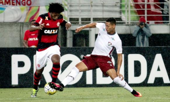 Flamengo x Fluminense - Rafael Vaz (Foto: Nelson Perez/Fluminense F.C)