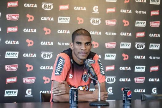 Leonardo Silva, do Atlético-MG