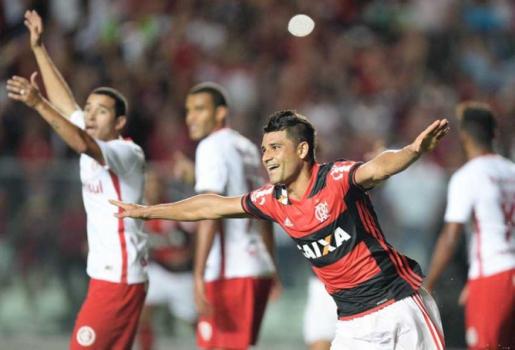 Campeonato Brasileiro  - Flamengo x Internacional (Foto:Pedro Martins/Agif/LANCE!Press)