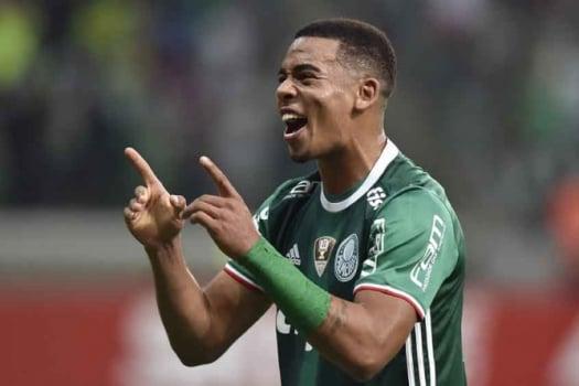 Palmeiras x Figueirense - Gabriel Jesus