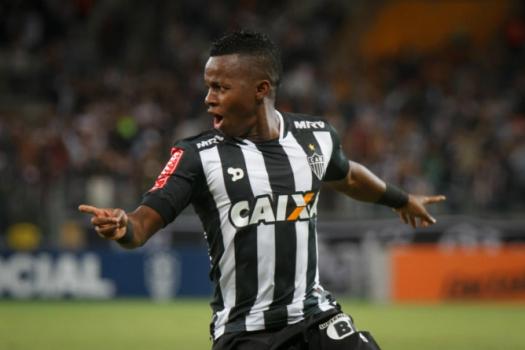 Cazares - Atlético-MG x Botafogo