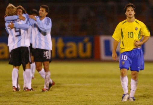 dd9fe105e6 Fotos  Relembre 10 fracassos do Brasil após o pentacampeonato