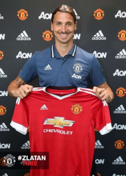 Ibrahimovic no United