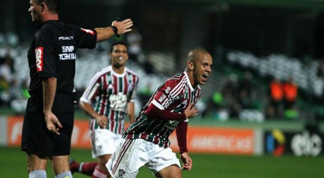 Assistir Fluminense x Coritiba 2016