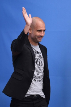 Pep Guardiola - City