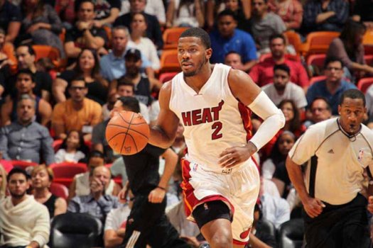 Joe Johnson - Miami Heat