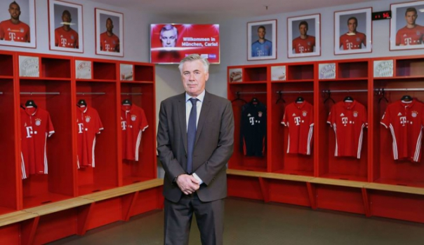 Ancelotti - Bayern de Munique