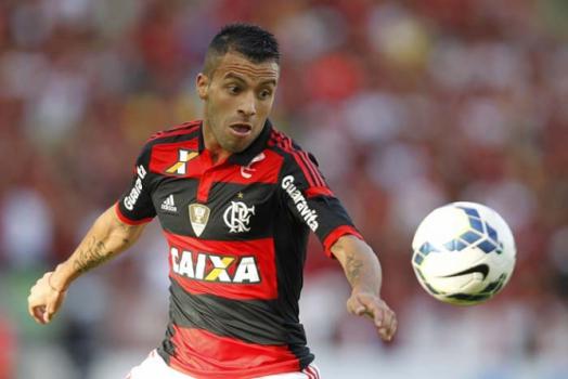 Canteros é emprestado pelo Flamengo
