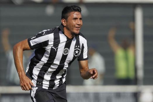 b01b6e23af Farfán  Lembre estrangeiros que passaram recentemente no Botafogo ...