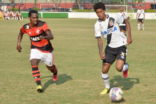 Resultado de imagem para vasco 0 x 0 Flamengo | Final do Estadual sub-20