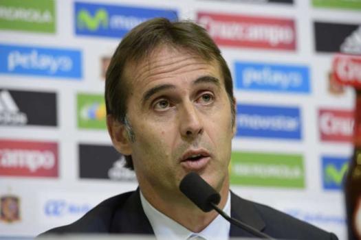 fa4d065937 Fora da Espanha e futuro no Real Madrid  o que esperar de Lopetegui ...