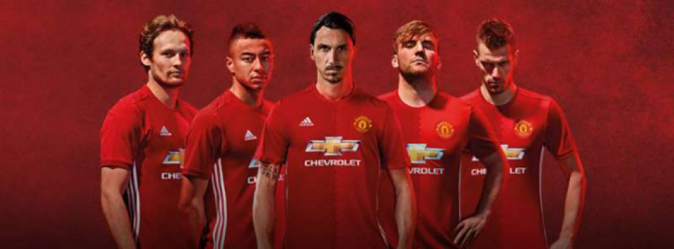 Manchester United uniforme