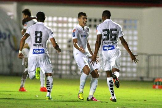 vitória x Santos