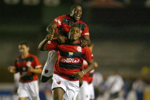 Flamengo 2x0 Vasco - Gol de Obina - 19/7/2006