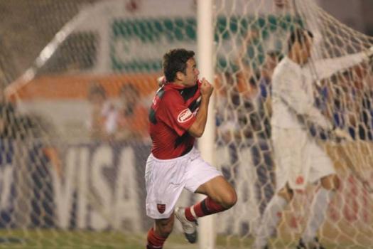 Vasco 0x1 Flamengo - Gol de Juan - 26/7/2006
