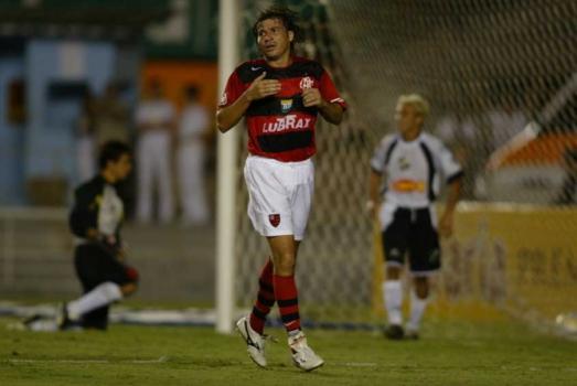 Flamengo 4x0 ABC - 5/4/2006