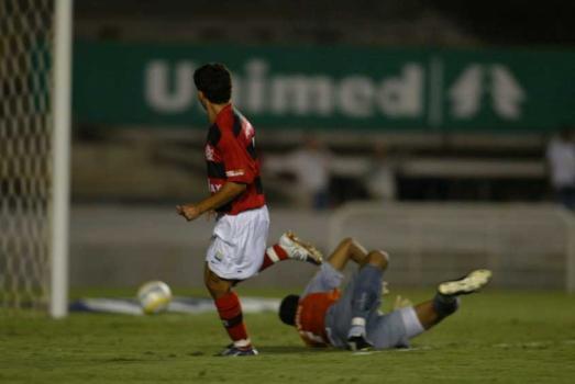 Flamengo 5x1 Guarani - 12/4/2006