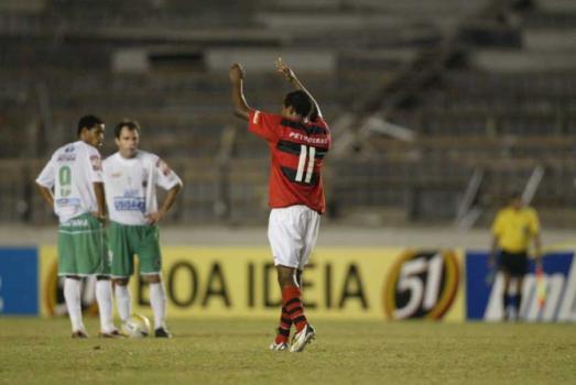 Flamengo 2x1 Ipatinga - 18/5/2006