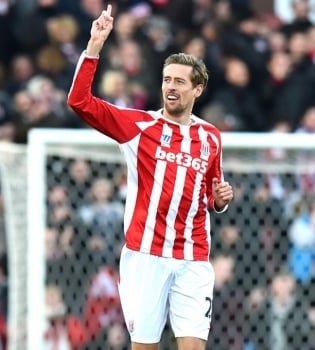 Peter Crouch - Stoke