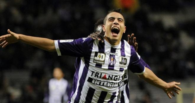 Ben Yedder (Toulouse) - 25 anos