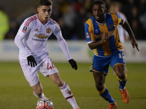 Andreas Pereira - Manchester United