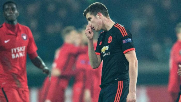 Paddy McNair - Manchester United
