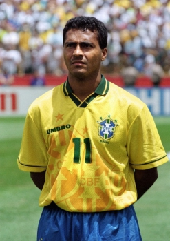 Antes de liderar o Brasil ao Tetra em 1994, Romário disputou a Olimpíada de 1988, em Seul