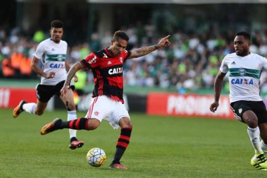 Resultado de imagem para Flamengo x Coritiba 2016