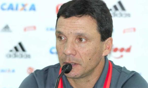 Coritiba x Flamengo - Zé Ricardo