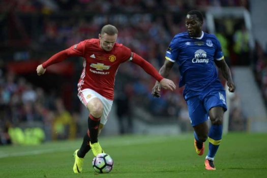 Rooney - Manchester United x Everton