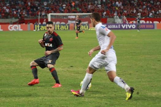 Flamengo e Santos cruz ao vivo