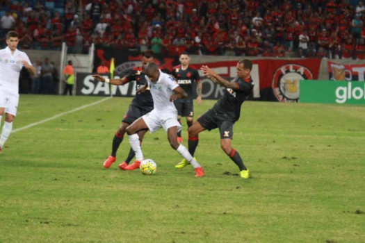 Flamengo x Santos (Foto:Gilmar Ramos)