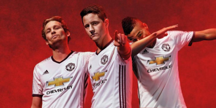 Terceira camisa do Manchester United