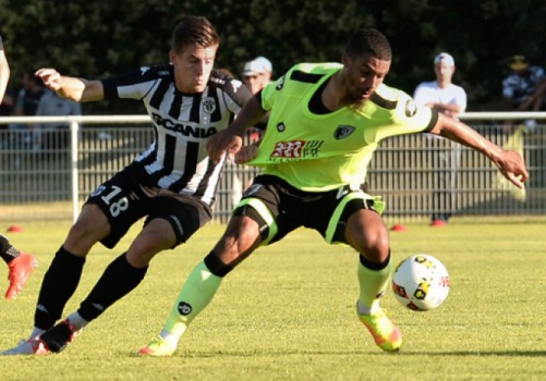 Bournemouth em amistoso com o Angers