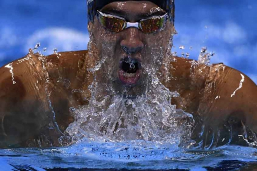 Michel Phelps (Foto:AFP)