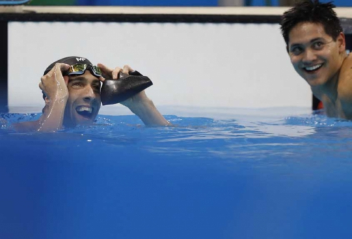 Michael Phelps (Foto:Ari Ferreira/LANCE!Press)