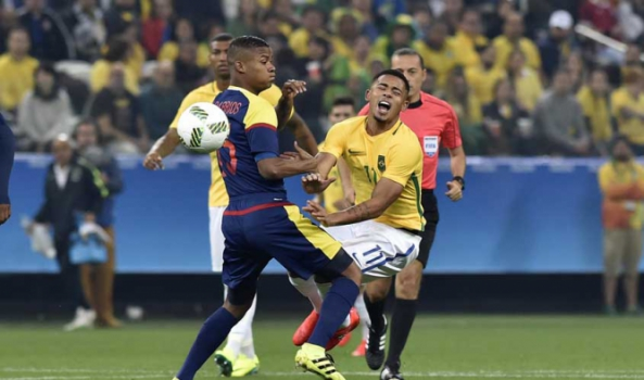Brasil x Colombia (Foto:Ivan Storti/LANCE!Press)