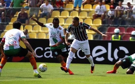 dd2461d39a Henrique Ceifador desencanta com golaço e Flu vence o América-MG ...